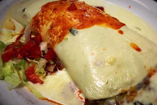 Agave Burrito