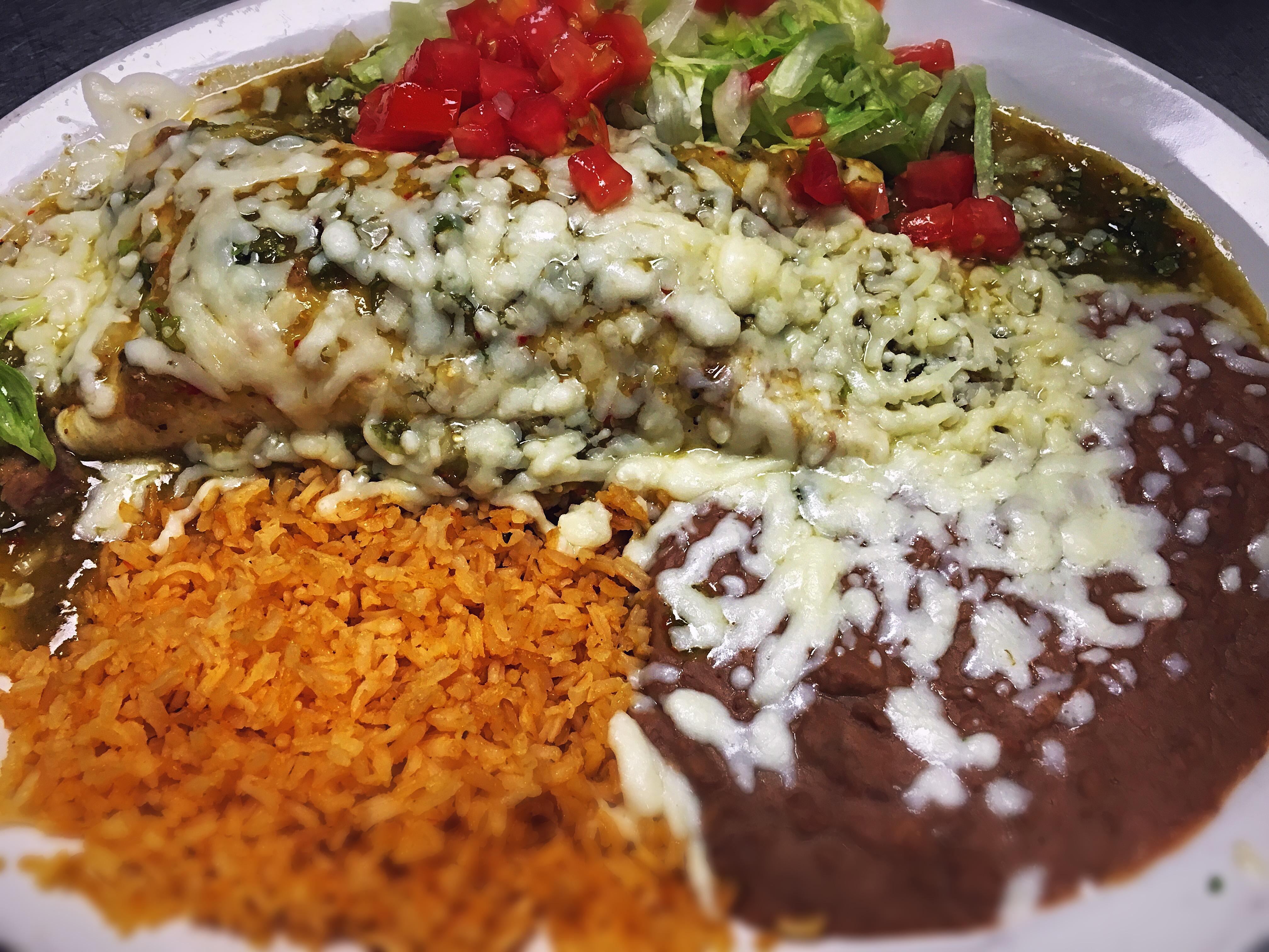 Burrito Verde