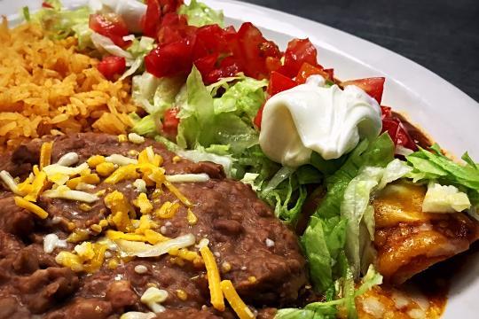 Super Enchiladas