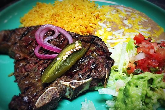Agave Steak
