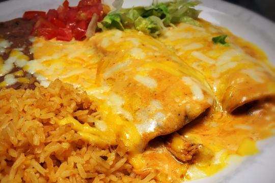 Chipotle Enchiladas