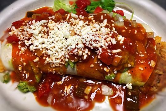 Expresso Burrito