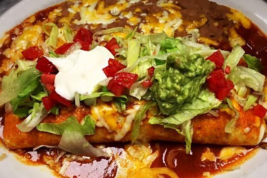Supremo Burrito